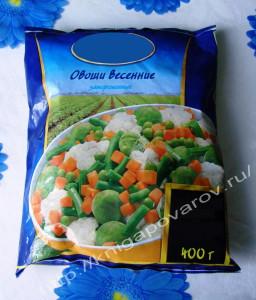 Овощи сосиска 2
